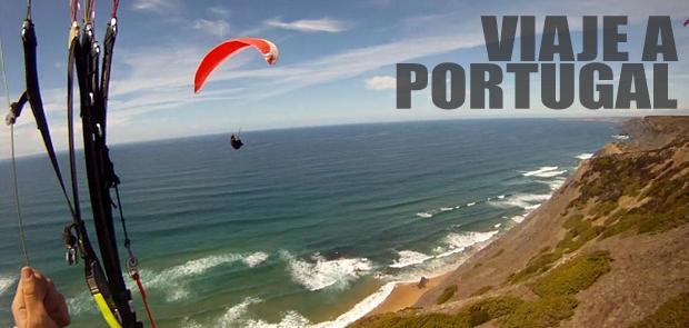 club-parapente-viaje-portugal
