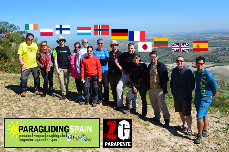 paraglidingspain-international-paragliding-school