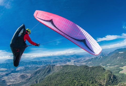 Aprende a Volar en Parapente